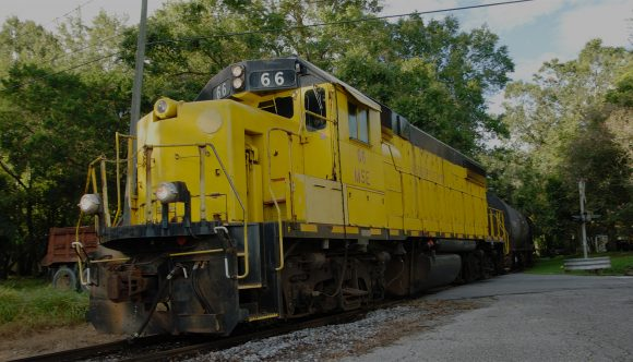 Jackson County supervisors to seek loan for Mississippi Export Railroad