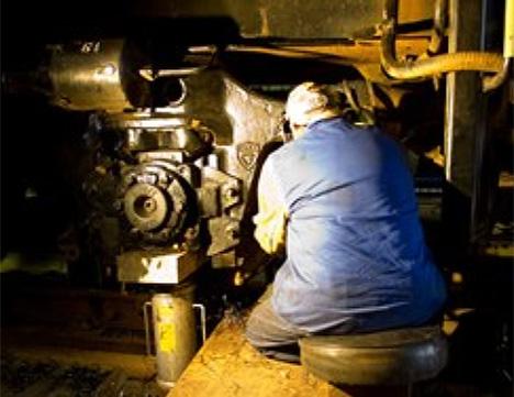 Railcar Maintenance