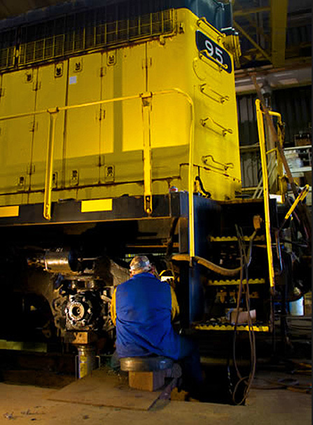 <span>Railcar</span>Maintenance